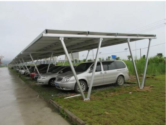 Customized design PV carports